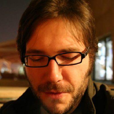 Portrait of Ben Hagen