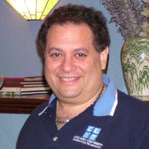 Portrait of Joel Rosenblatt