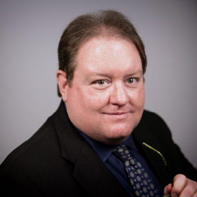 Portrait of Sean Bossinger