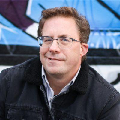 Portrait of Stefan Wahe