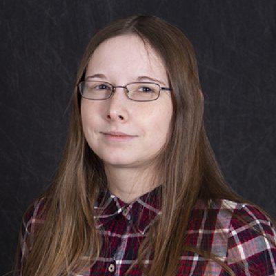 Portrait of Bridget Bartell