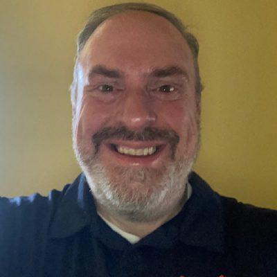 Portrait of Eric Wing