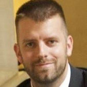 Portrait of Matthew Harvey