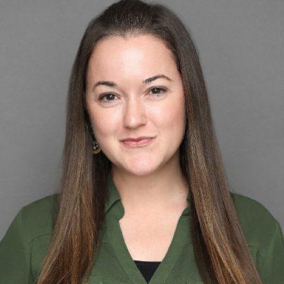Portrait of Megan Sawle