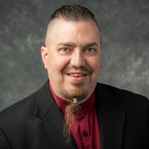 Portrait of Tim Bohn